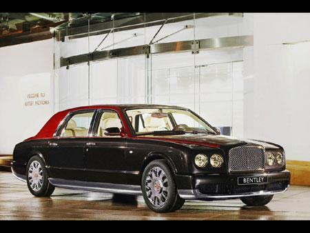 bentley arnage limousine la cr ation d 39 une telle voiture est un grand d fi nouveaux mod les. Black Bedroom Furniture Sets. Home Design Ideas