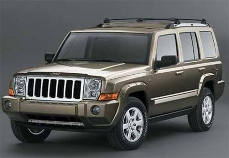 jeep commander est un 4x4 g ant suv sept places nouveaux mod les sur. Black Bedroom Furniture Sets. Home Design Ideas