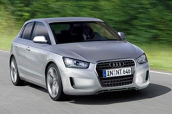 Nouvelle Audi A2, la Audi A2 a été un échec commercial- Nouveaux modèles sur Autocadre.com