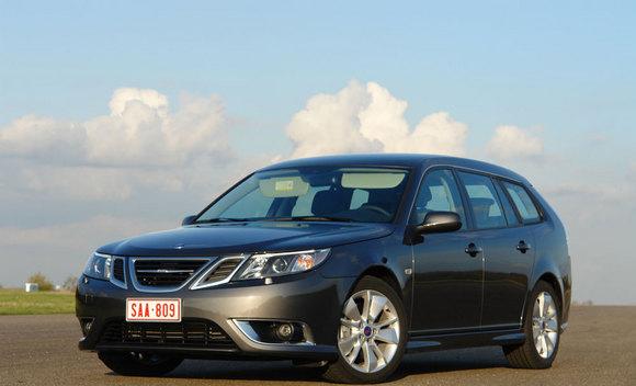 Saab 9 3 Sport Hatch 19 TTiD Travaille Par Hirsch Pour Passer De 180