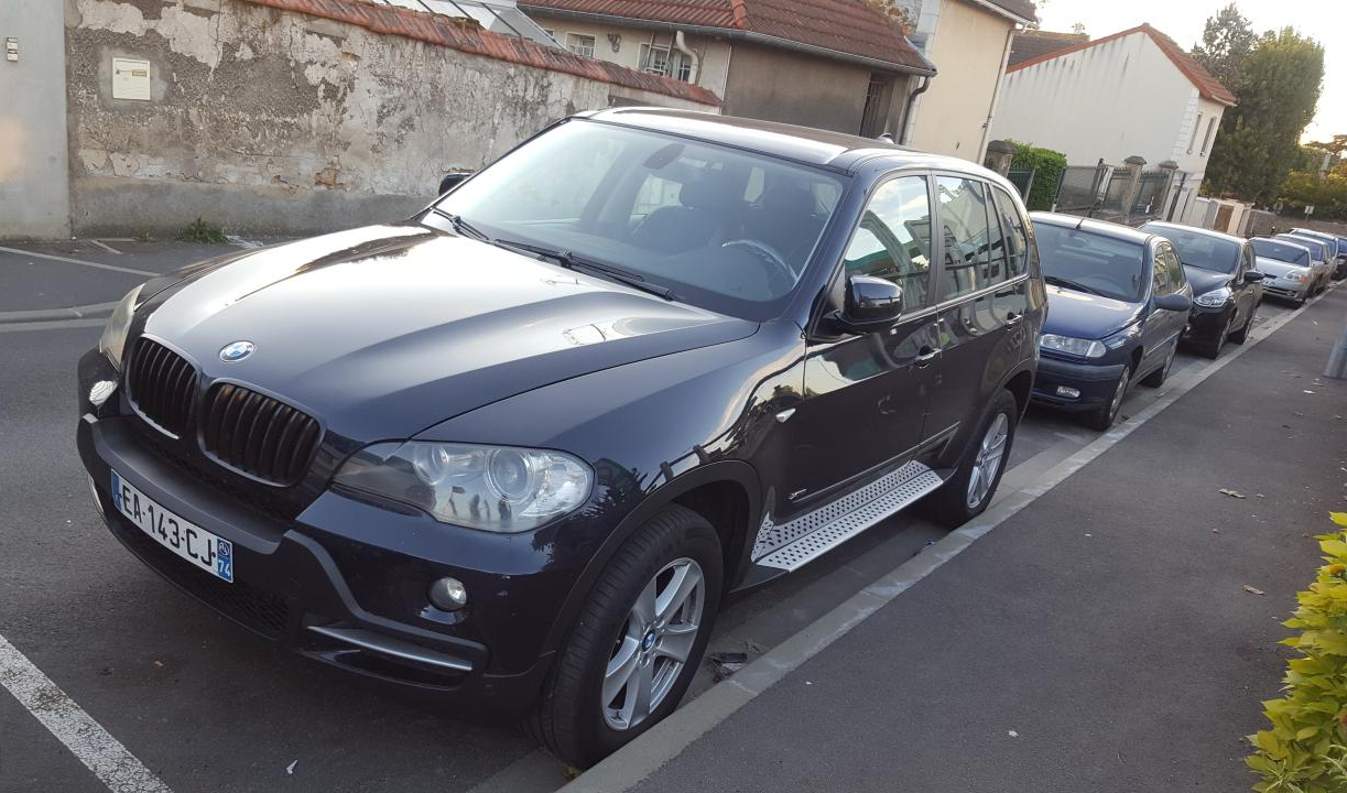 annonce BMW X5 e70 3.0 d pack clim ct ok bva occasion