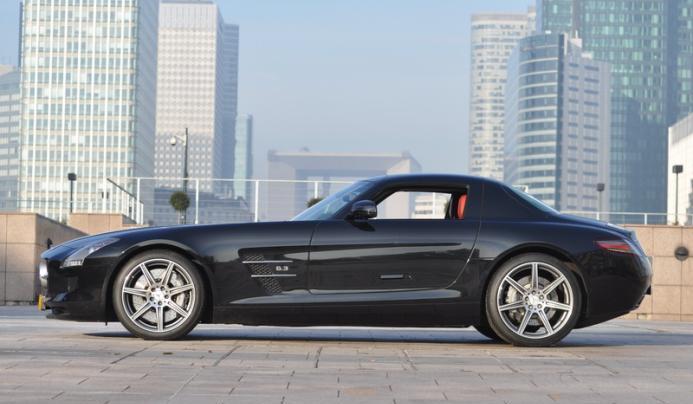 annonce Mercedes SLS  amg bva occasion