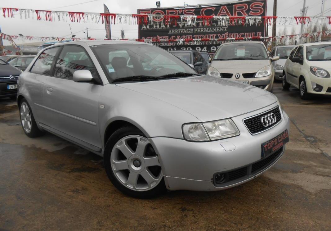 annonce Audi A3    s3 1.8 t quattro 210 ch  occasion