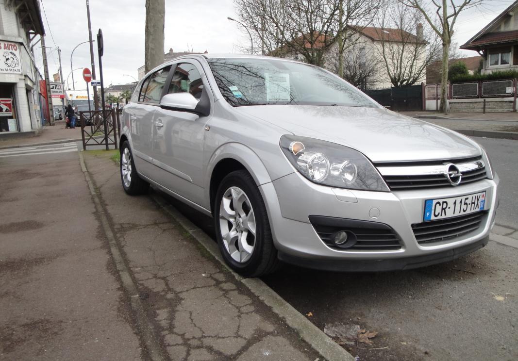 annonce Opel Astra  1.7 cdti 100 cosmo occasion