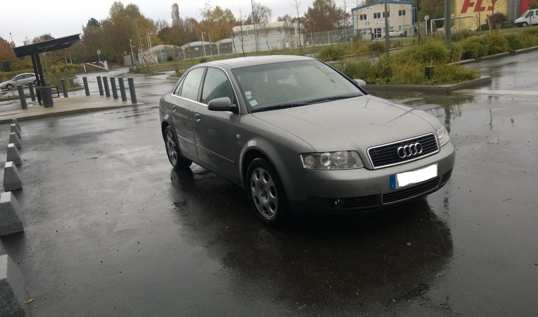 annonce Audi A4    ii tdi 130 pack occasion