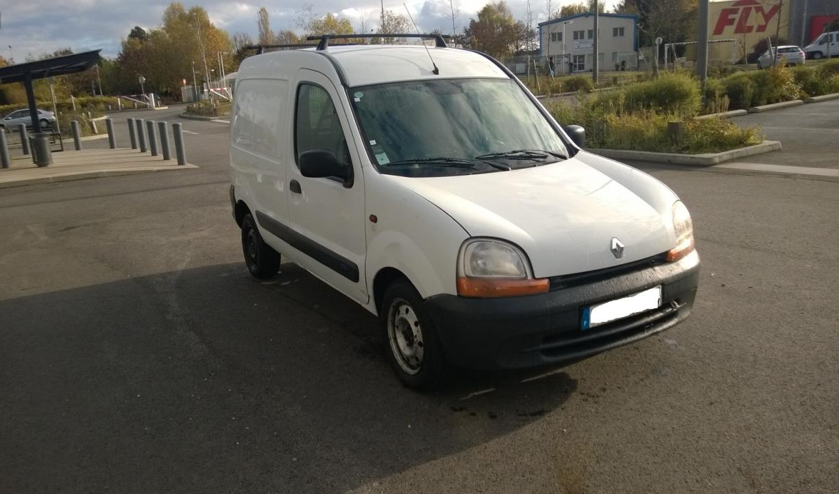 annonce Renault Kangoo   express 1.9 d 65 rna occasion
