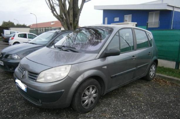 annonce Renault Scenic  ii 1.5 dci 82 expression occasion