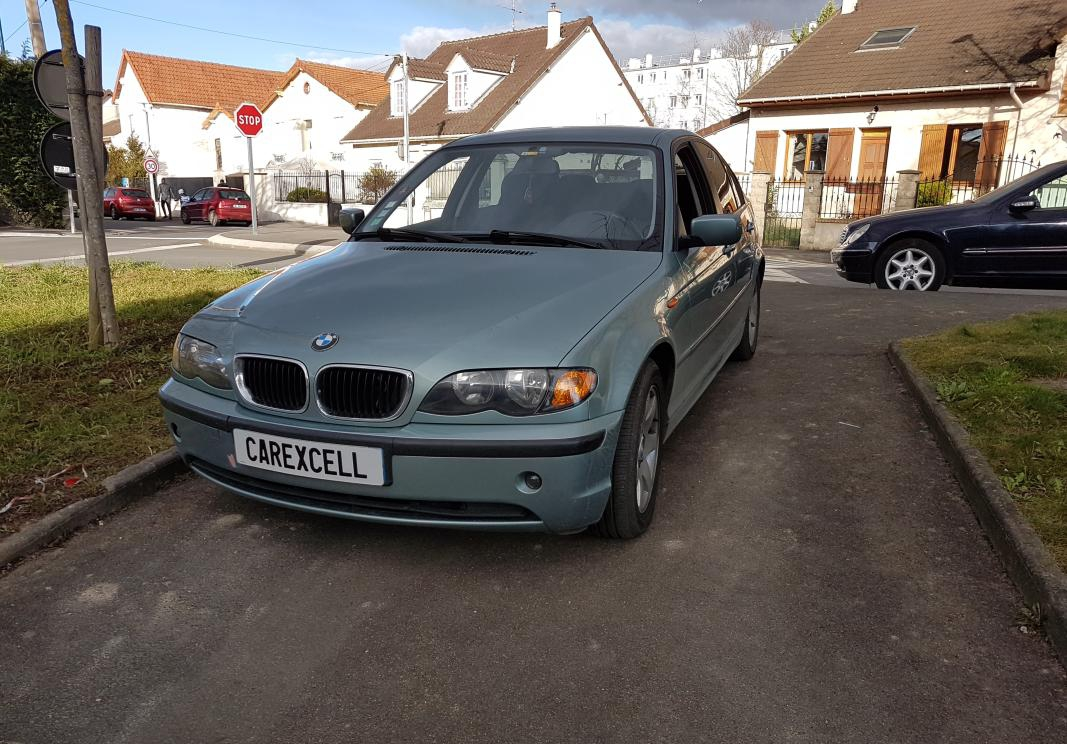 annonce BMW Serie 3  320d (e46) 2.0 150 pack ambiance occasion