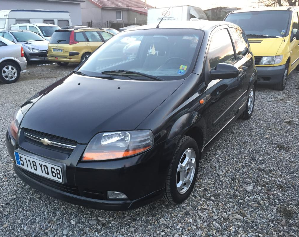annonce Chevrolet Kalos   1.4 i 94cv   occasion