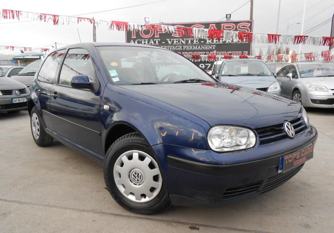 annonce Volkswagen Golf  iv 1.6 100 sport occasion