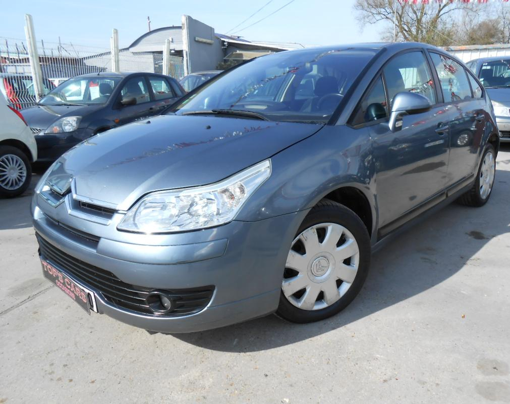 annonce Citroen C4  1.6 hdi 92 ambiance occasion