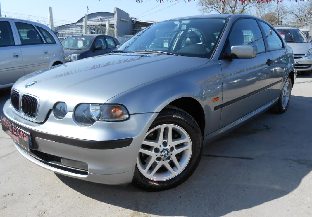 annonce BMW Serie 3   318 td compact 115ch pack sport occasion