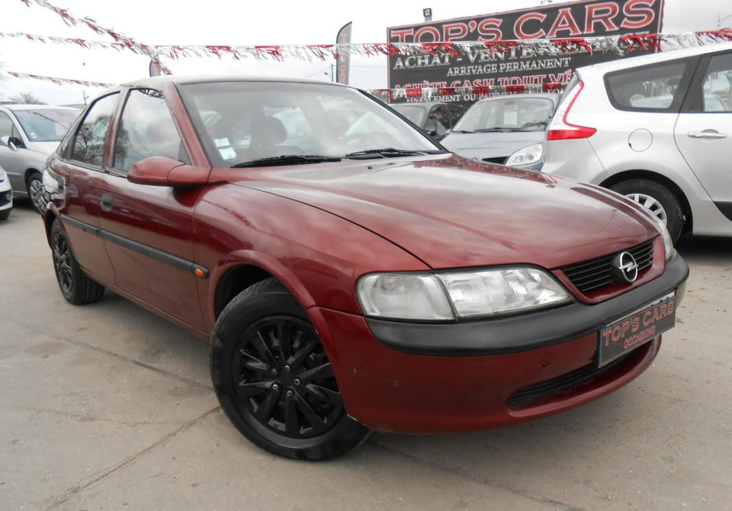 annonce Opel Vectra  1.6 16v 100 4 portes pack cd occasion