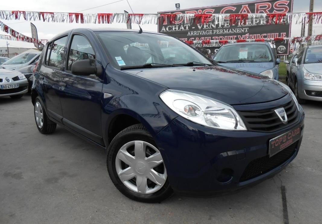 annonce Dacia Sandero  1.4 mpi bi-carburation occasion