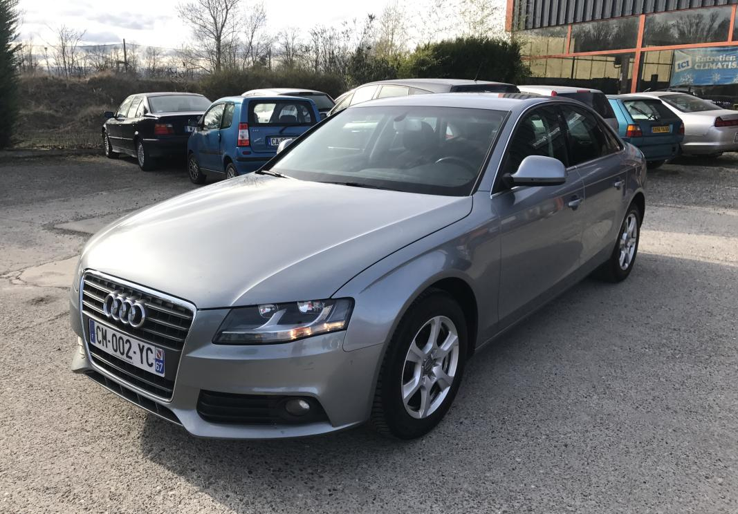annonce Audi A4   2.0 tdi pack ambiente 143ch occasion