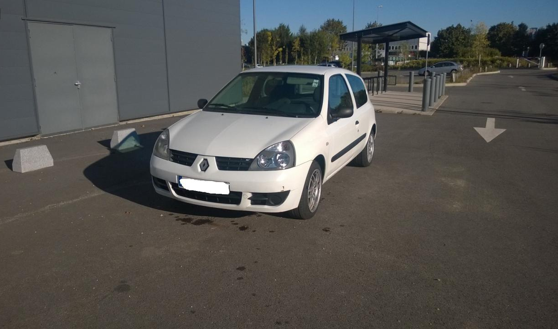 annonce Renault Clio  ii (2) campus societe 1.5 dci 65 air  occasion