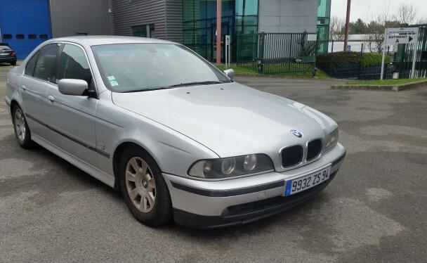 annonce BMW Serie 5  525 525d preference pack luxe occasion