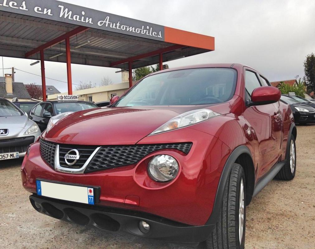 annonce Nissan Juke  1.6 117 tekna occasion