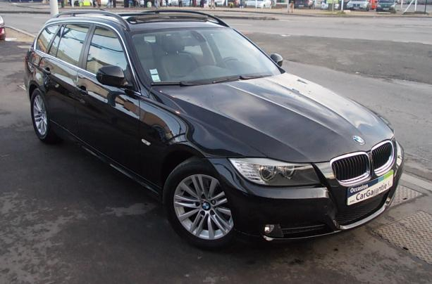 annonce BMW Serie 3 318d 143ch touring edition luxe bva occasion