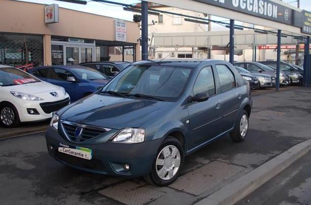 annonce Dacia Logan  1.5 dci 70 laureate occasion
