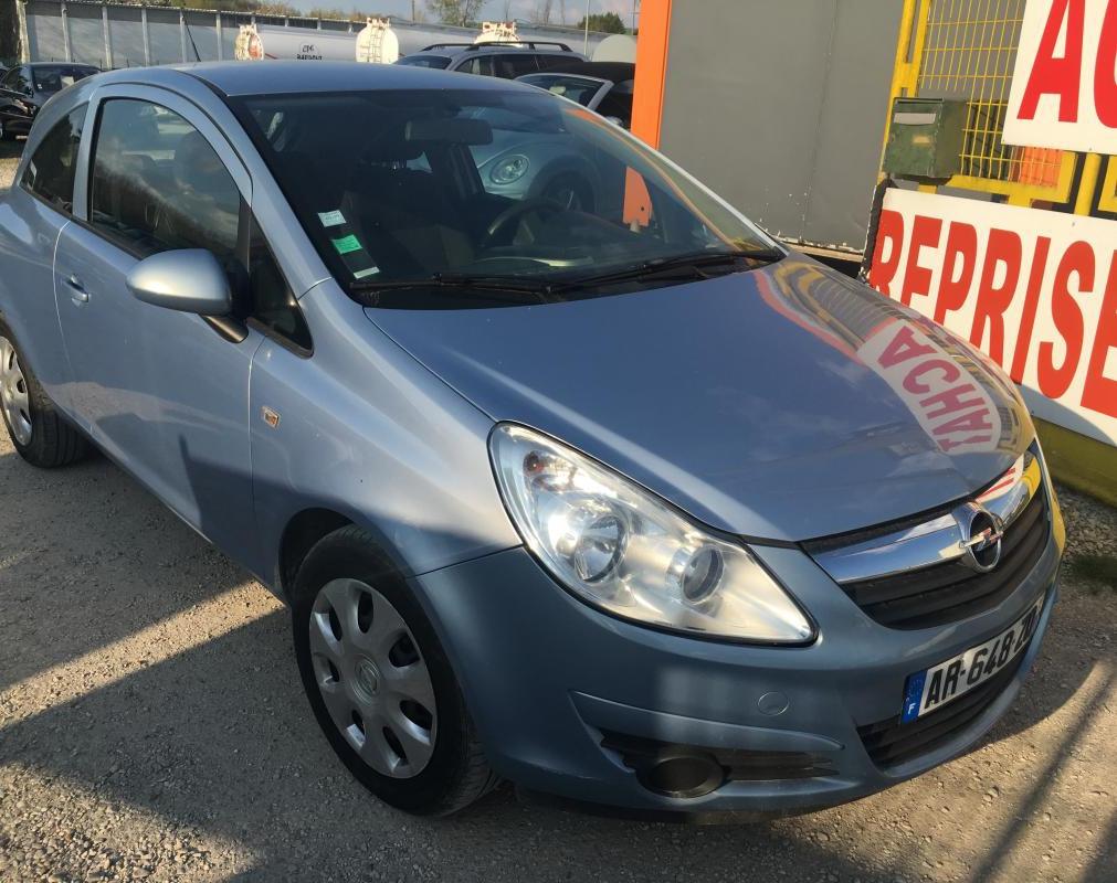 annonce Opel Corsa enjoy 1.3 cdti 75cv  occasion