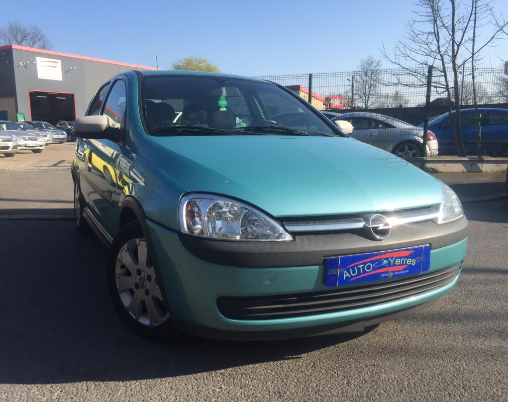annonce Opel Corsa iii (2) 1.2 16s enjoy  occasion