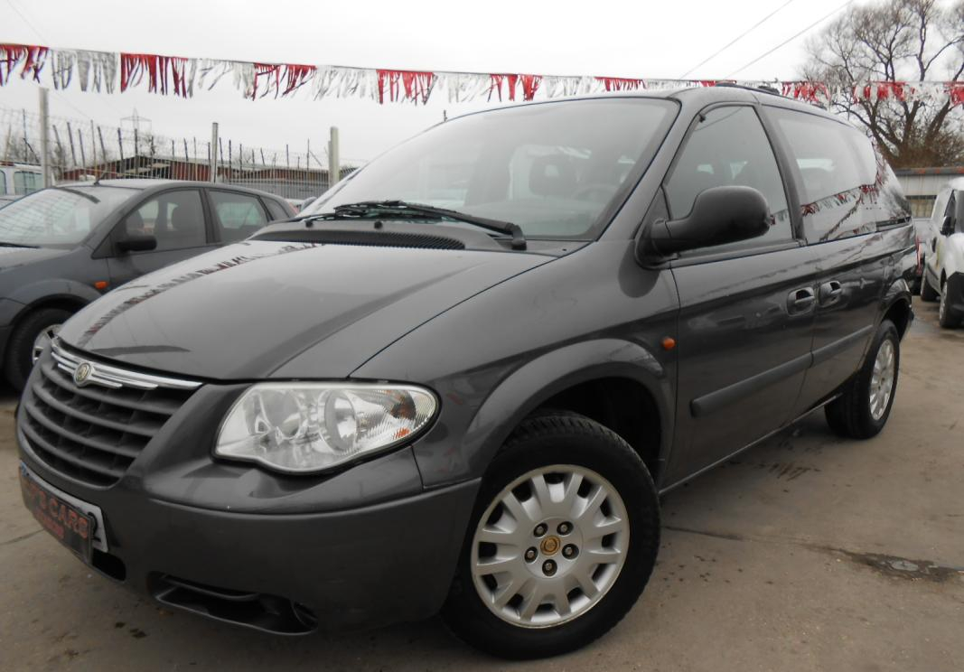 annonce Chrysler Voyager 2.8 crd 150 lx bva occasion
