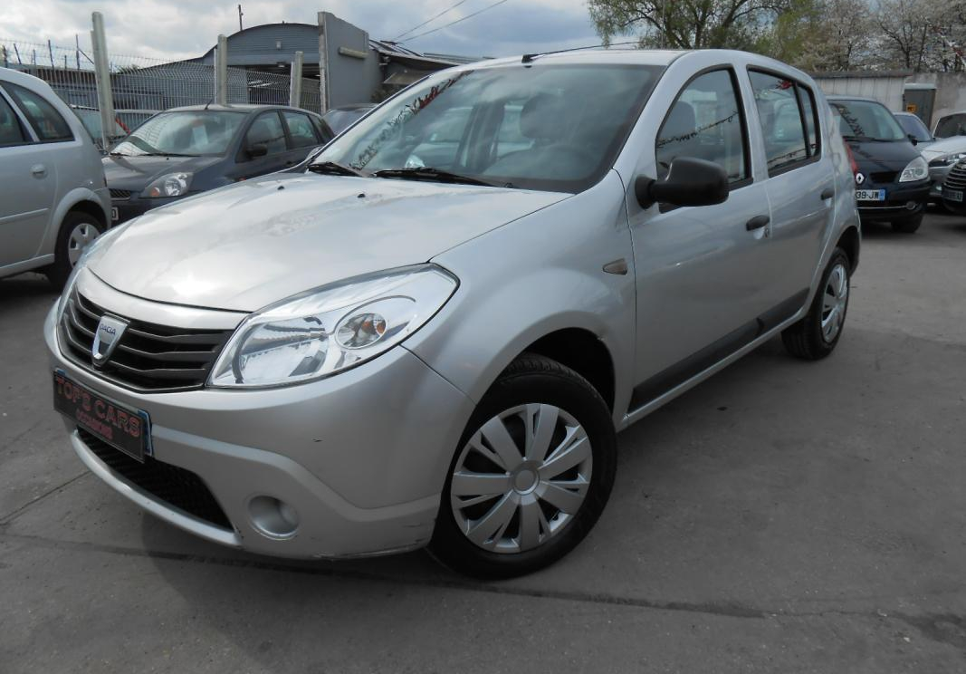 annonce Dacia Sandero  1.5 dci 70 pack ambiance occasion