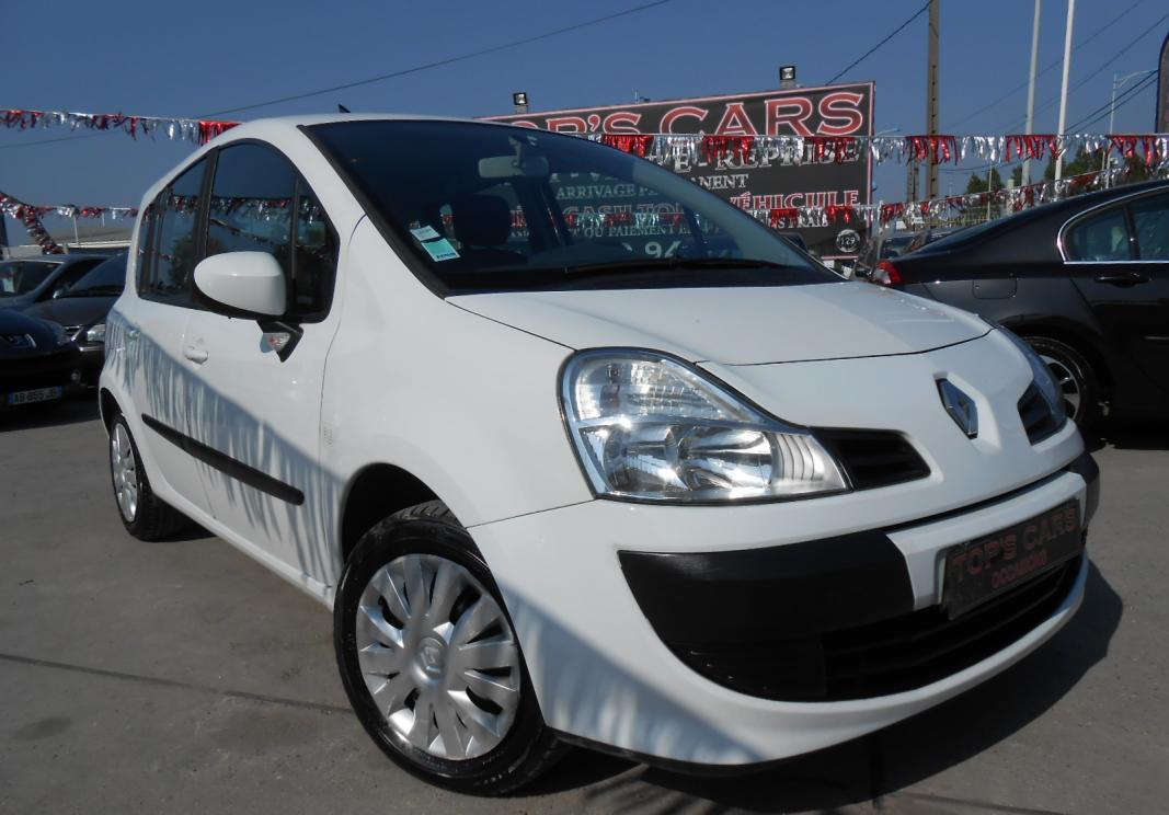 annonce Renault Modus 1.5 dci 105 expression societe 2pl occasion