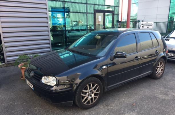 annonce Volkswagen Golf iv 1.6 carat occasion
