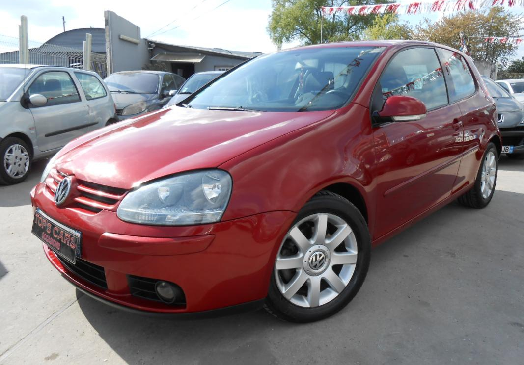 annonce Volkswagen Golf 2.0 tdi 140 sport occasion