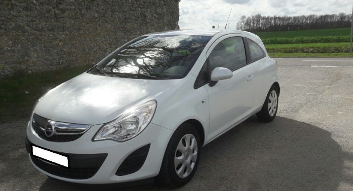 annonce Opel Corsa iv (2) 1.0 65 edition occasion