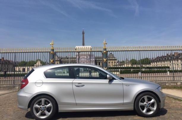 annonce BMW Serie 3 (e81) 118d 143 confort occasion