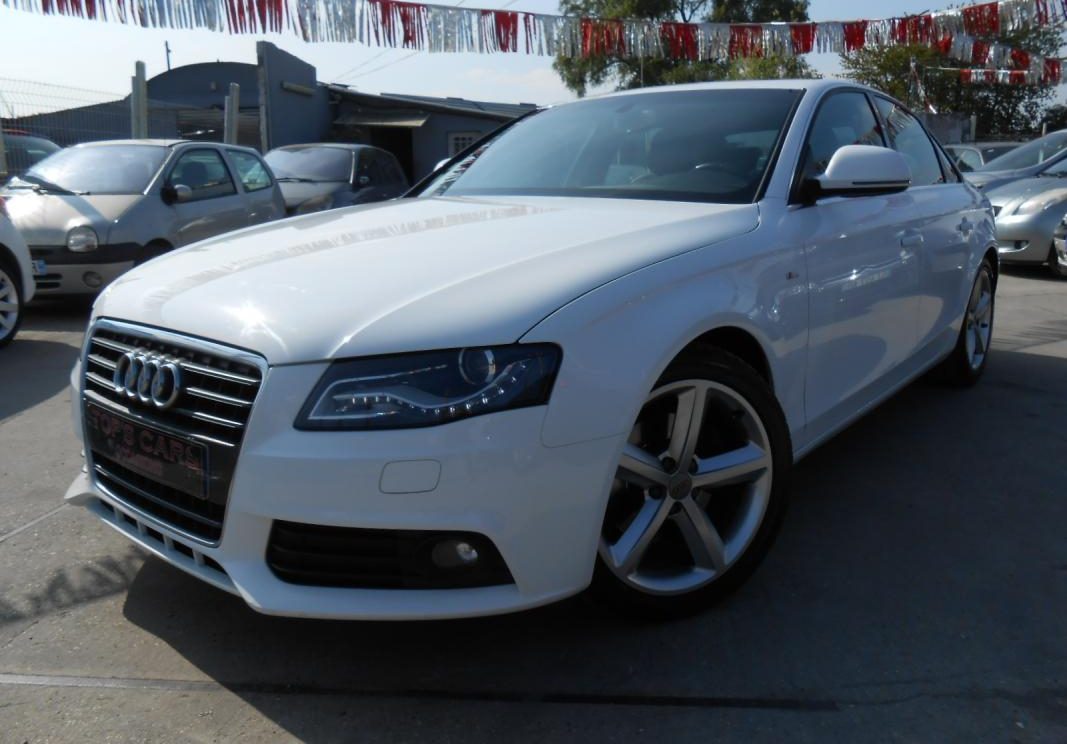 annonce Audi A4 2.0 tdi 143 ambition luxe s lin occasion