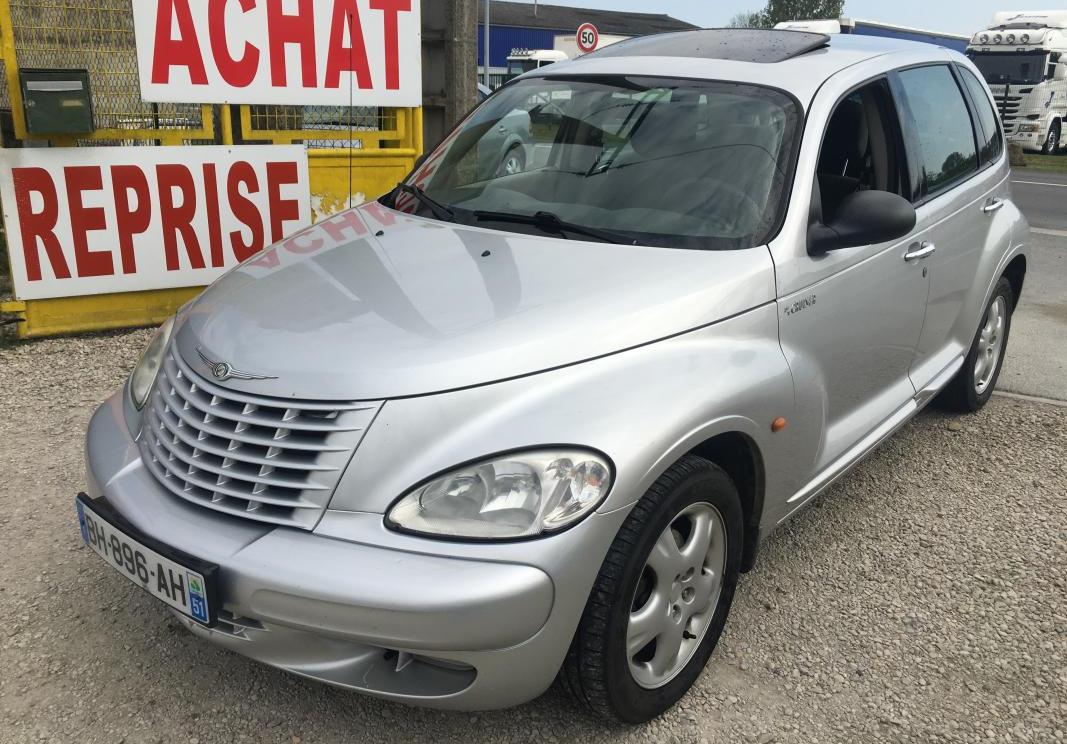 annonce Chrysler PT Cruiser   occasion