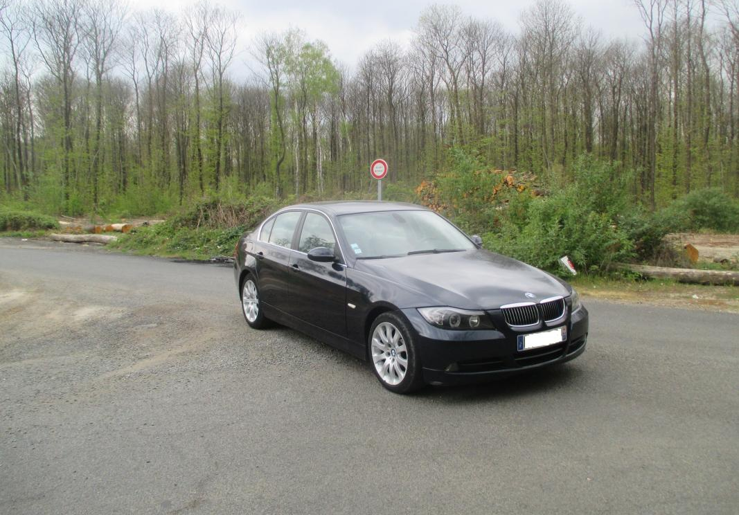 annonce BMW Serie 3 330d sport pack sport m occasion