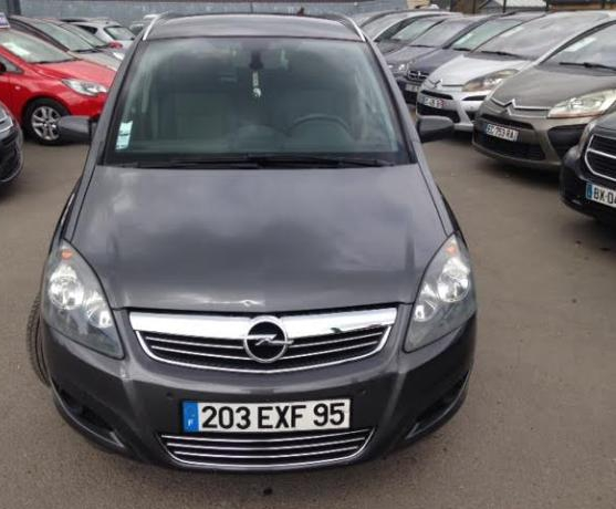 annonce Opel Zafira ii 1.7 cdti 125 magnetic pack 7pl occasion