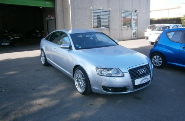 annonce Audi A6 2.7 tdi 180 ambition luxe occasion