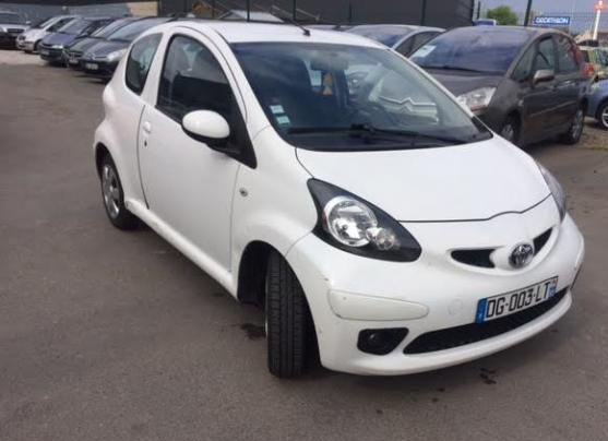 annonce Toyota Aygo  1.4 d up occasion