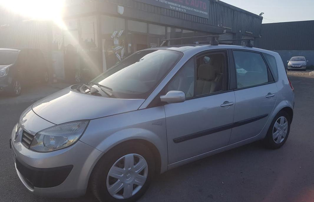 annonce Renault Scenic  ii 1.9 dci 120 pack authentique occasion