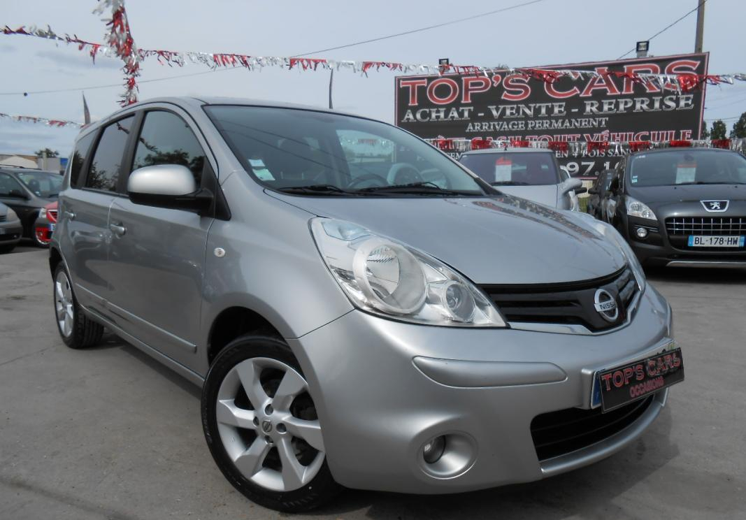 annonce Nissan Note 1.5 dci 86 life  occasion