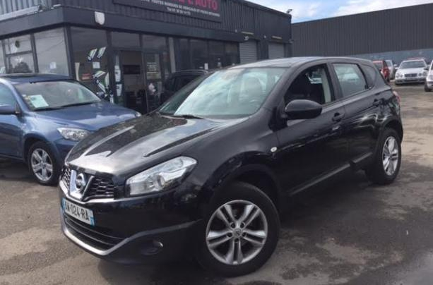 annonce Nissan Qashqai 1.5 dci 106 acenta occasion