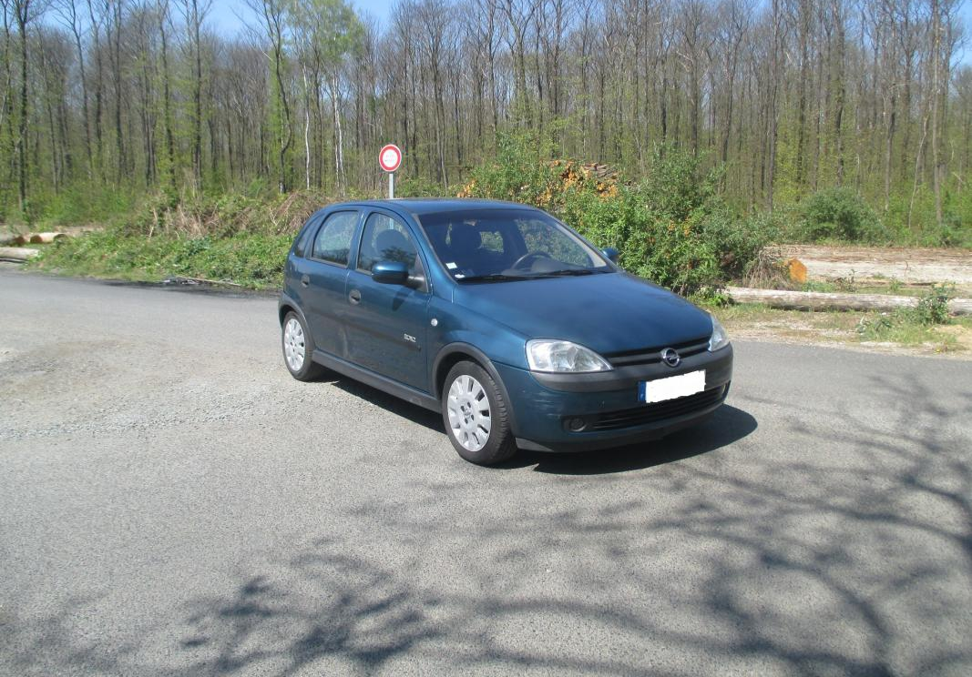annonce Opel Corsa  iii 1.2 16s elegance  occasion