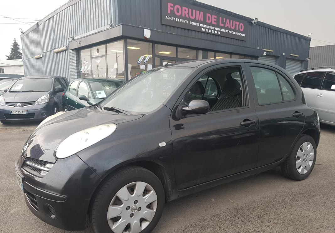 annonce Nissan Micra  iii 1.5 dci 65 must occasion