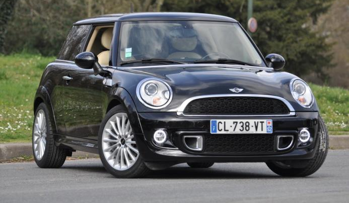 annonce Mini Cooper s goodwood  occasion