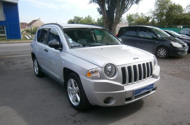 annonce Jeep compass 2.0 crd 140 limited occasion