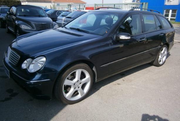 annonce Mercedes Classe C 270 cdi break elegance bva occasion