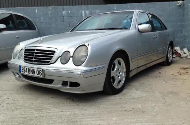 annonce Mercedes Classe E ii (2) 200 cdi avantgarde  bva occasion