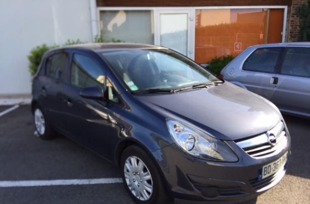 annonce Opel Corsa 1,2 l edition clim occasion
