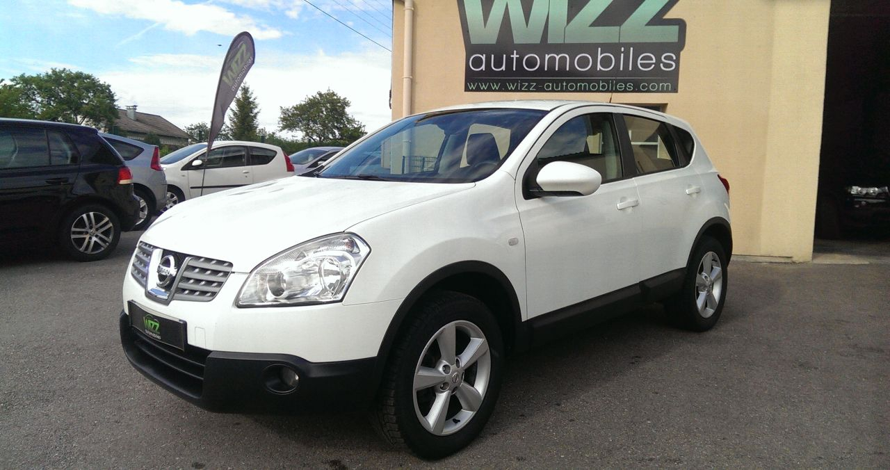 annonce Nissan Qashqai 1.5 dci 106 ch occasion